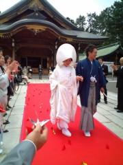 金原亭世之介 公式ブログ/久々の結婚式 画像1