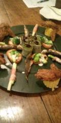 金原亭世之介 公式ブログ/『恒』のお料理 画像1