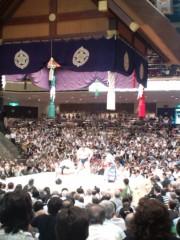 金原亭世之介 公式ブログ/大相撲5月場所 画像1