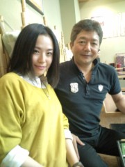 金原亭世之介 公式ブログ/女優白須慶子さん 画像1