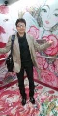 金原亭世之介 公式ブログ/蜷川有紀絵画展『薔薇まんだら』 4 月28日〜 5月4日松坂屋上野店 画像2