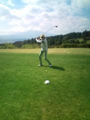 金原亭世之介 公式ブログ/連休は箱根でゴルフ 画像1