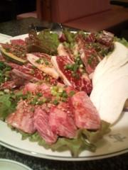 金原亭世之介 公式ブログ/新宿職安通り韓国料理 画像2