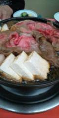 金原亭世之介 公式ブログ/浅草牛鍋の『米久本店』 画像3