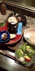 金原亭世之介 公式ブログ/櫻田のお料理その1 画像1