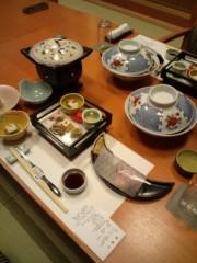 金原亭世之介 公式ブログ/優香苑のお食事 画像2