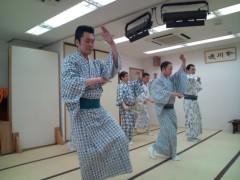 金原亭世之介 公式ブログ/高座舞い 画像2