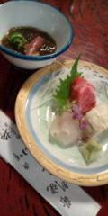 金原亭世之介 公式ブログ/小柳のお料理! 画像1