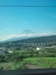 金原亭世之介 公式ブログ/新幹線で浜松へ 画像2
