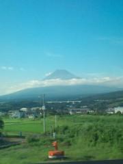 金原亭世之介 公式ブログ/新幹線で浜松へ 画像1