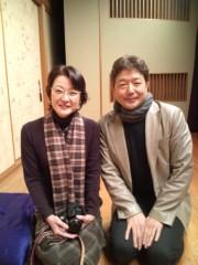 金原亭世之介 公式ブログ/池袋演芸場に黒田福美さんが来てくれました 画像1