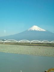 金原亭世之介 公式ブログ/富士山綺麗です 画像1