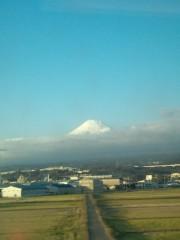 金原亭世之介 公式ブログ/東京は寒波ですが富士山は力強くそびえてました 画像2