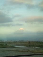 金原亭世之介 公式ブログ/夕暮れの富士山 画像2