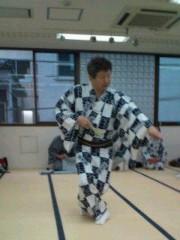 金原亭世之介 公式ブログ/踊りの稽古 画像1