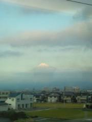 金原亭世之介 公式ブログ/夕暮れの富士山 画像1