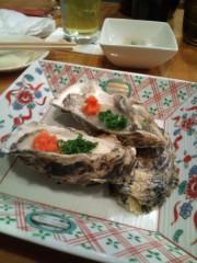 金原亭世之介 公式ブログ/牡蠣 画像1