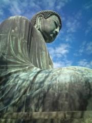 金原亭世之介 公式ブログ/江ノ電乗って「鎌倉の大仏さん」と「銭洗い弁天さん」 画像1