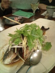 金原亭世之介 公式ブログ/かいぶつ句会さようなら『亘』の料理 画像3