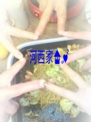 河西里音 公式ブログ/タコ焼きパーチィ★ 画像2