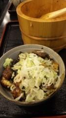 たかし 公式ブログ/「鰻茶漬け」の巻 画像2