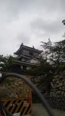 たかし 公式ブログ/「出世城」の巻 画像1