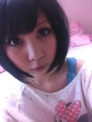 兼子舞(クキプロ) 公式ブログ/黒髪〜! 画像1