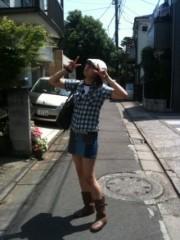 赤羽根沙苗 公式ブログ/夏な私 画像1