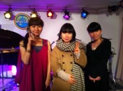 片岡百合 公式ブログ/1/26銀座miiya cafeありがとう♪ 画像1