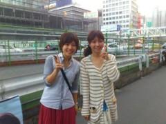 片岡百合 公式ブログ/新宿、合同ストリートライブ、ありがとう♪ 画像1
