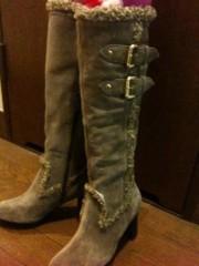 片岡百合 公式ブログ/秋ブーツ買いました♪ 画像1