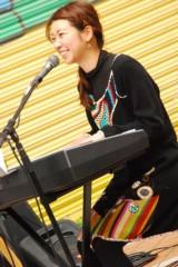 片岡百合 公式ブログ/昨日のアジアンフェスタ、ありがとう♪本日は阿佐ヶ谷でグランドピアノライブ!!! 画像2