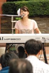 片岡百合 公式ブログ/歌ってる姿がなかったねぇ(笑) 画像1