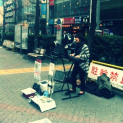 片岡百合 公式ブログ/4/7池袋路上ありがとう♪ 画像2