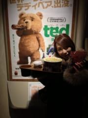 青山利恵 公式ブログ/☆テッド☆ 画像1