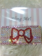 青山利恵 公式ブログ/Bling Me! 画像3