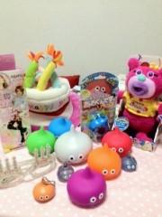 青山利恵 公式ブログ/素敵な誕生日 画像3