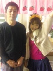 青山利恵 公式ブログ/いちごがり 画像2