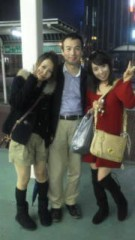 青山利恵 公式ブログ/今日もお手伝いに 画像2