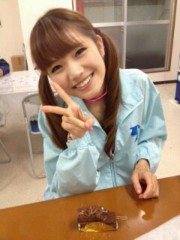 青山利恵 公式ブログ/リーチ! 画像2