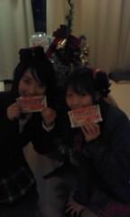 青山利恵 公式ブログ/メリー踏みスマス☆2012 画像1