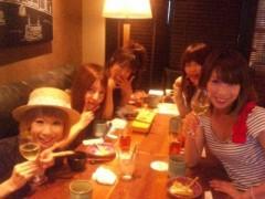 青山利恵 公式ブログ/女子会☆ 画像1