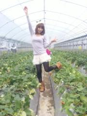 青山利恵 公式ブログ/いちごがり♪ 画像1