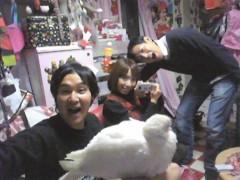 青山利恵 公式ブログ/長い一日 画像1
