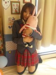 青山利恵 公式ブログ/踏みっ娘 画像1