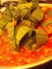 青山利恵 公式ブログ/韓国料理 画像1