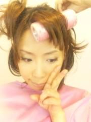 青山利恵 公式ブログ/変身→ハリーアップ! 画像1