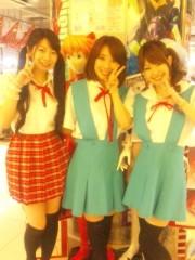 青山利恵 公式ブログ/エウ゛ァでアイドルカフェ♪ 画像1