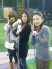 青山利恵 公式ブログ/ゴルフ 画像1