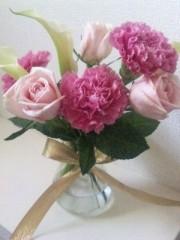 青山利恵 公式ブログ/お花 画像3